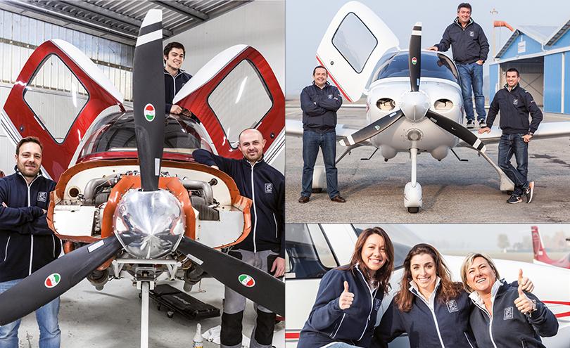 Professional Aviation 10 anni blog