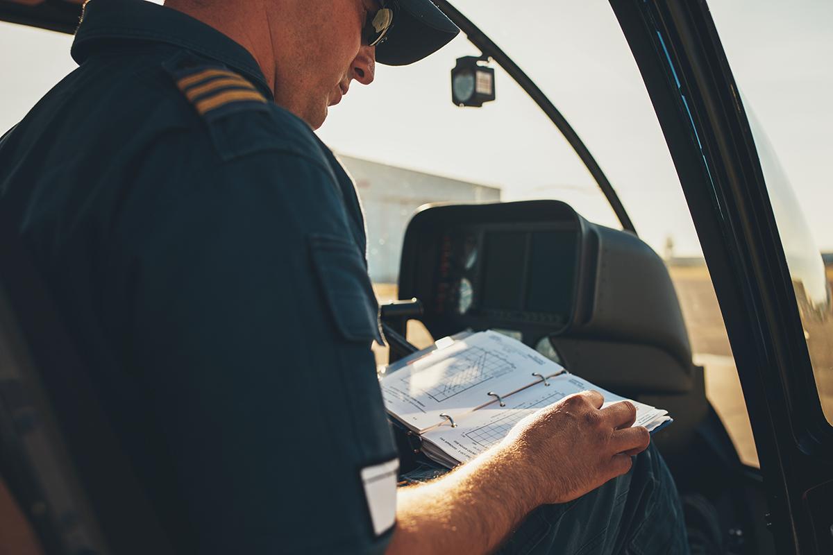 licenza di volo professional aviation