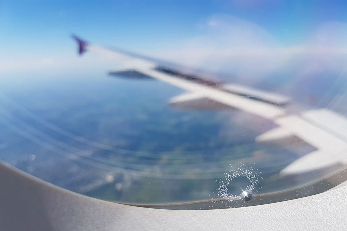 Comefunziona la pressurizzazione di un aereo