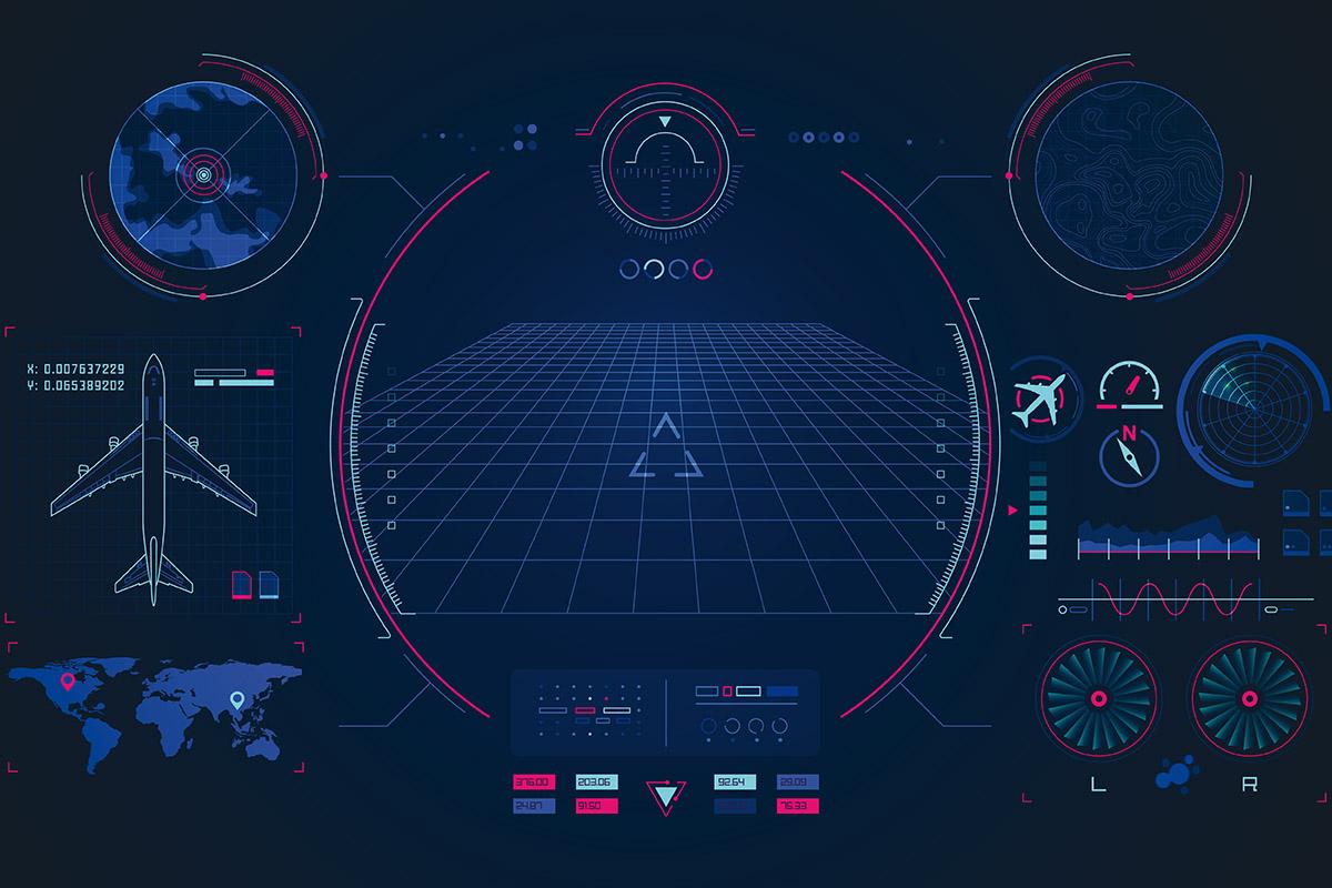 Professional Aviation - come funziona il sistema di navigazione di un aereo
