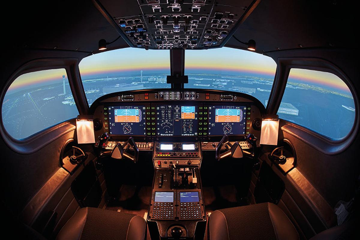 Come il simulatore di volo ha cambiato la professione del pilota - Professional Aviation
