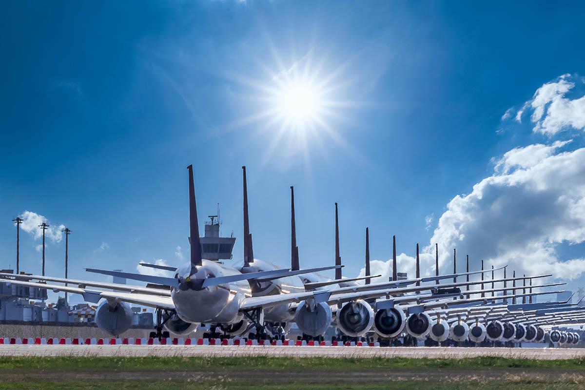 Professional Aviation_Covid-19-le misure per conservare un aereo