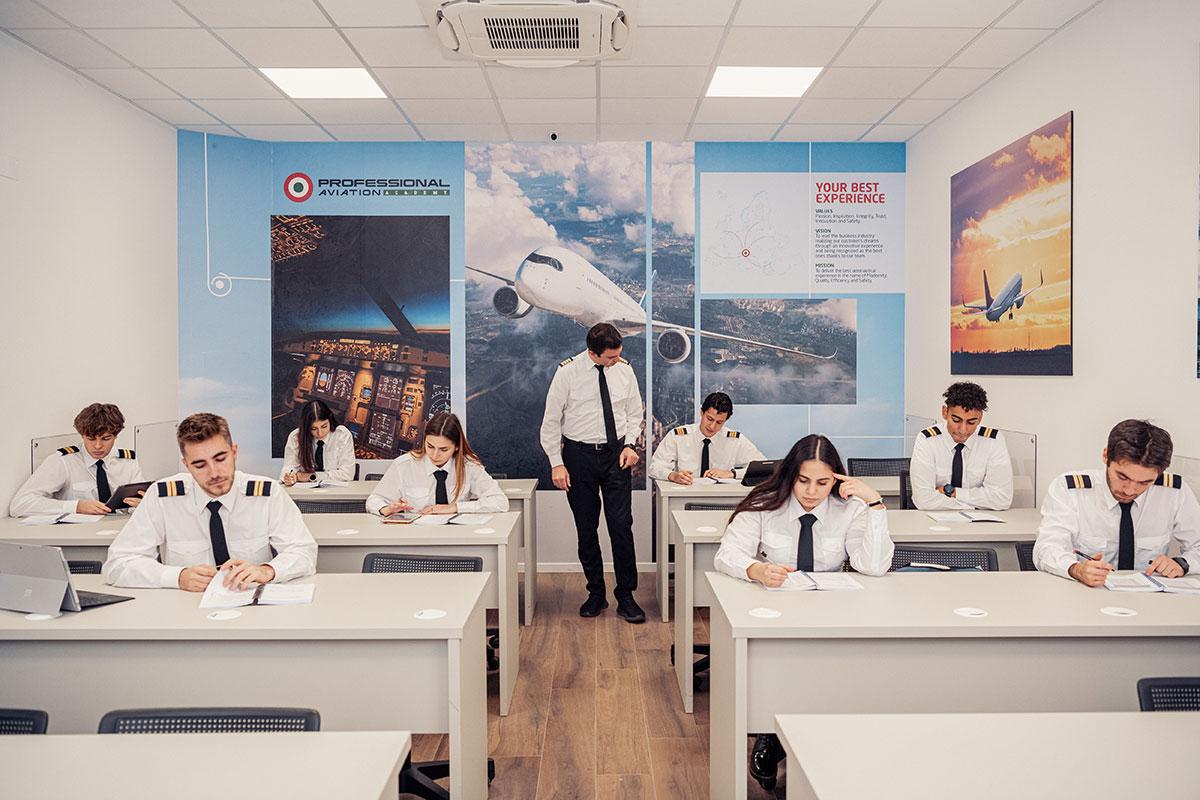 Professional Aviation_5 fattori chiave per scegliere la scuola di volo