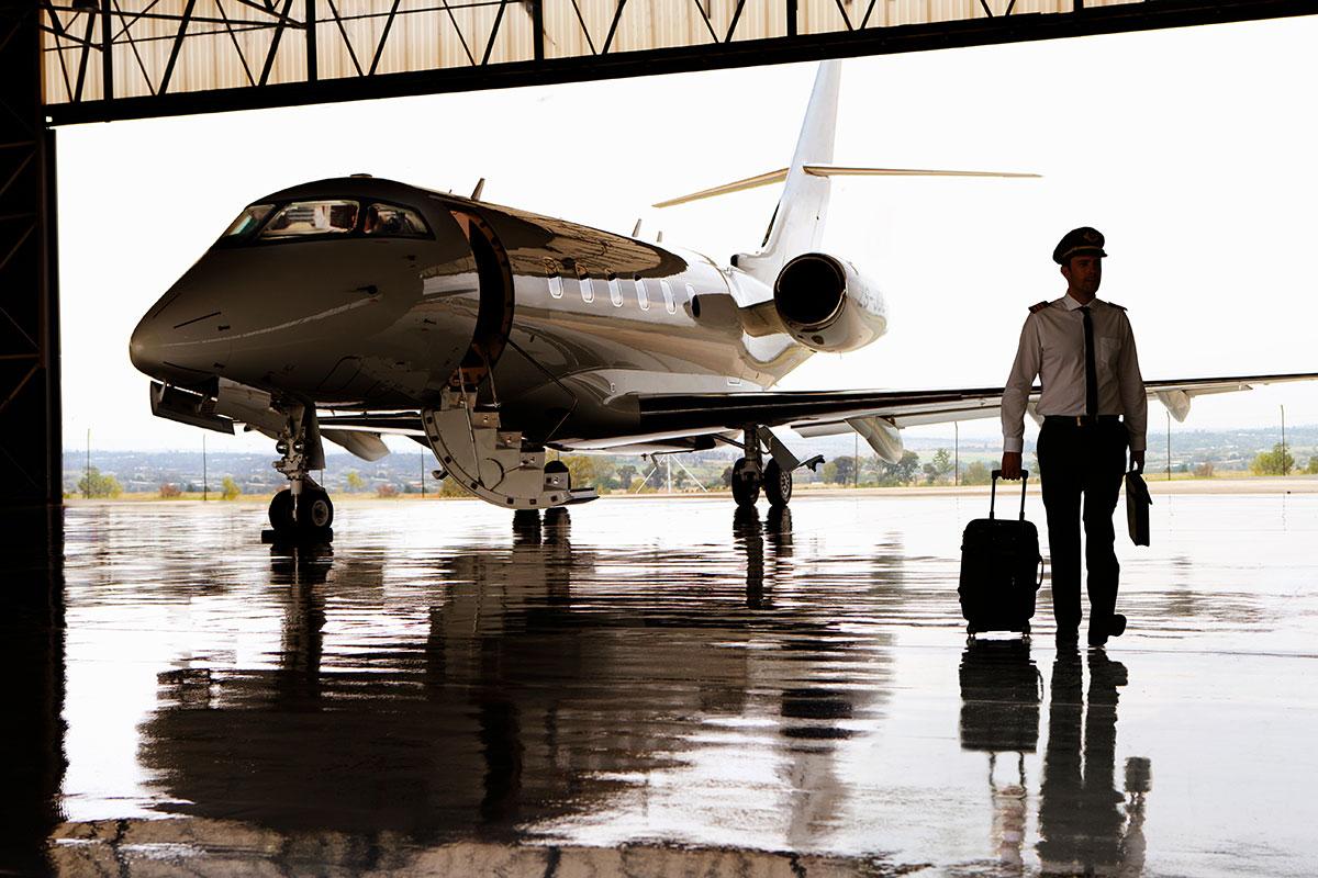 Aereotaxi, il futuro dei voli privati