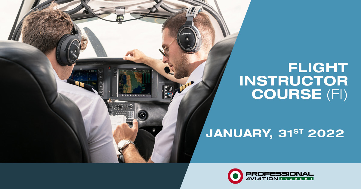 Flight Instructor Cours 2022